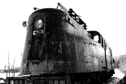 Locomotive Graveyard