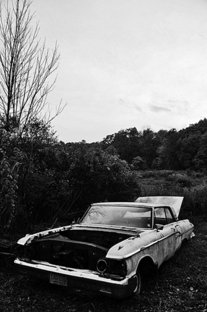 How To Photograph A Dead Car