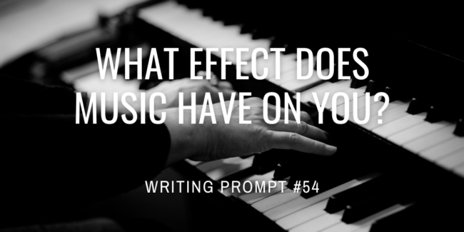 What effect does music have on you?