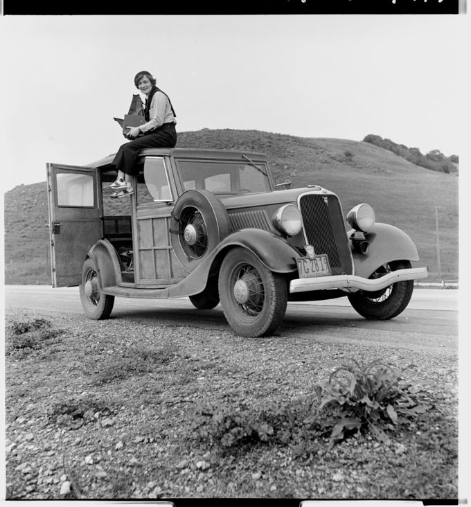 Museum Notes: Dorothea Lange's America