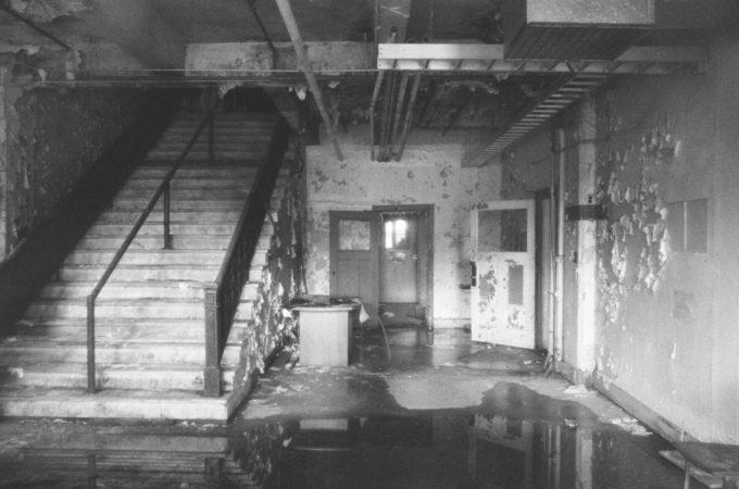 Abandoned Factory Lobby