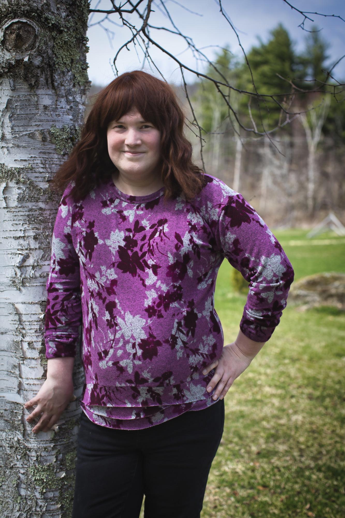 Amelia Desertsong's Tree Portrait