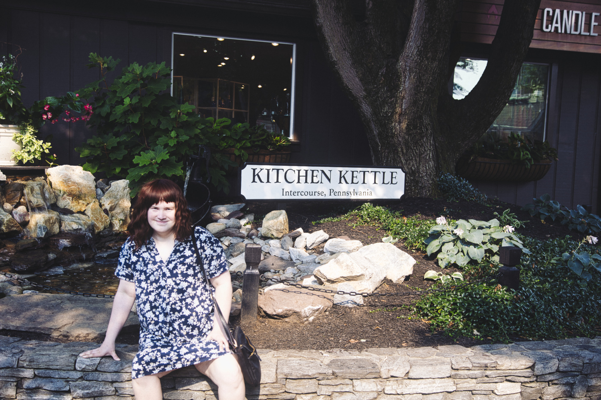 Visit To Kitchen Kettle Village