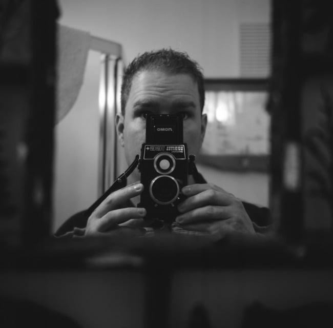 Analog Selfie