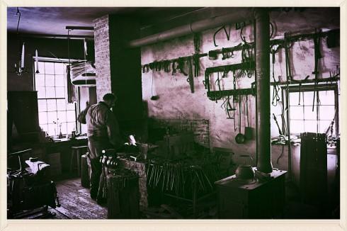 Blacksmith Shop (Edit)