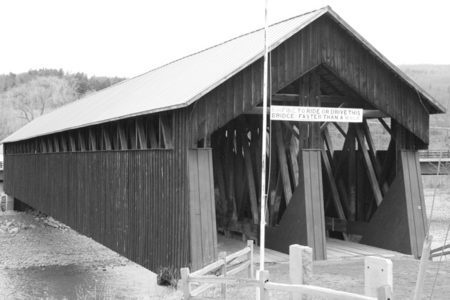 Blenheim Covered Bridge