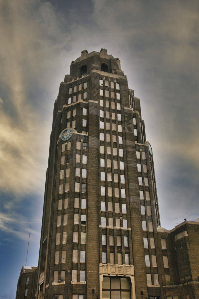 My Visit To The Buffalo Central Terminal