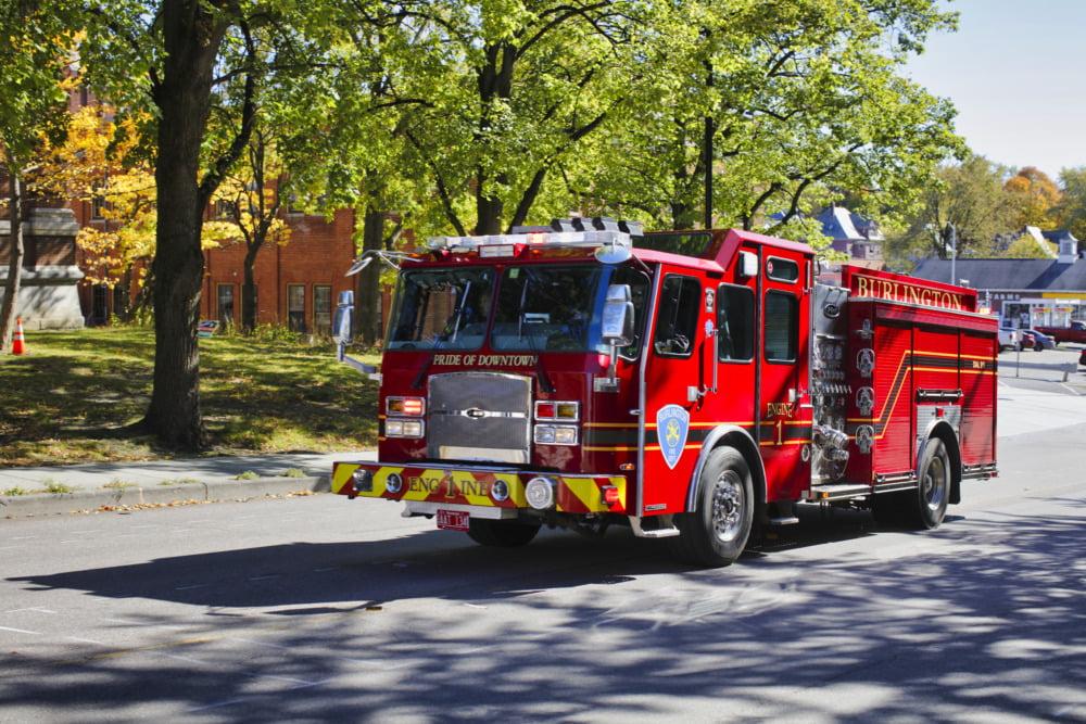 Burlington Vermont Fire Department – Engine 1