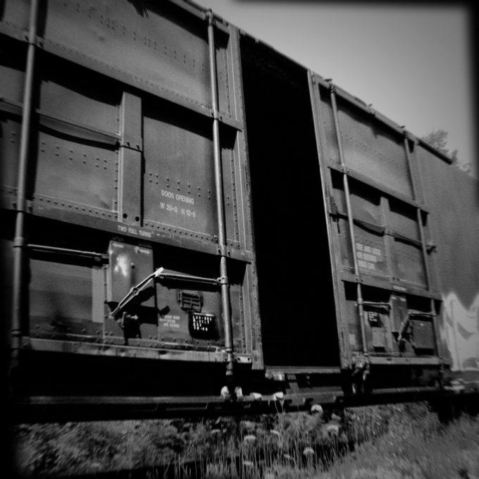 CSX Box Car