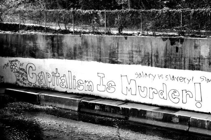 Capitalism Is Murder