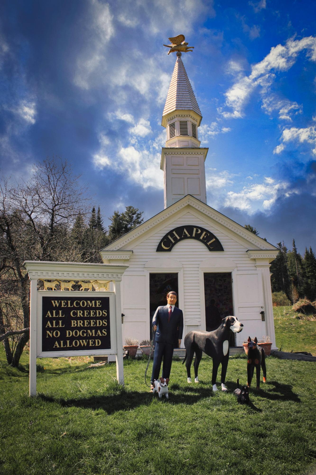 Chapel At Dog Mountain