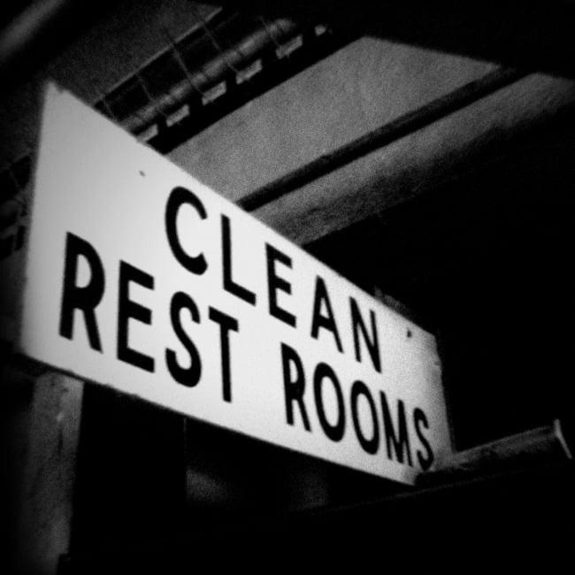 Clean Rest Rooms