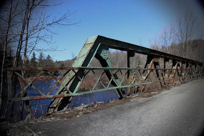 Closed & Abandoned Bridge