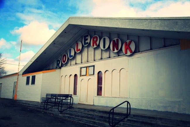 Closed Roller Rink