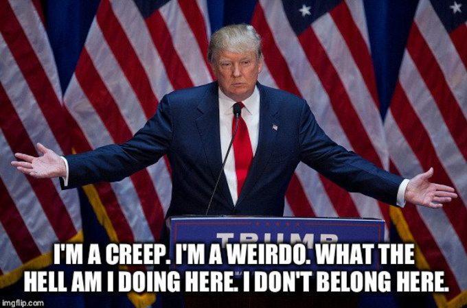 I'm A Creep