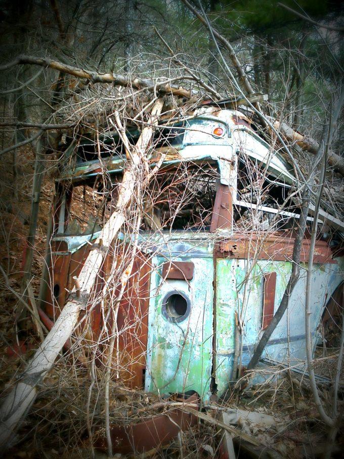 Crushed Bus! (Alternate Take)