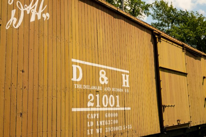 Delaware And Hudson Railroad