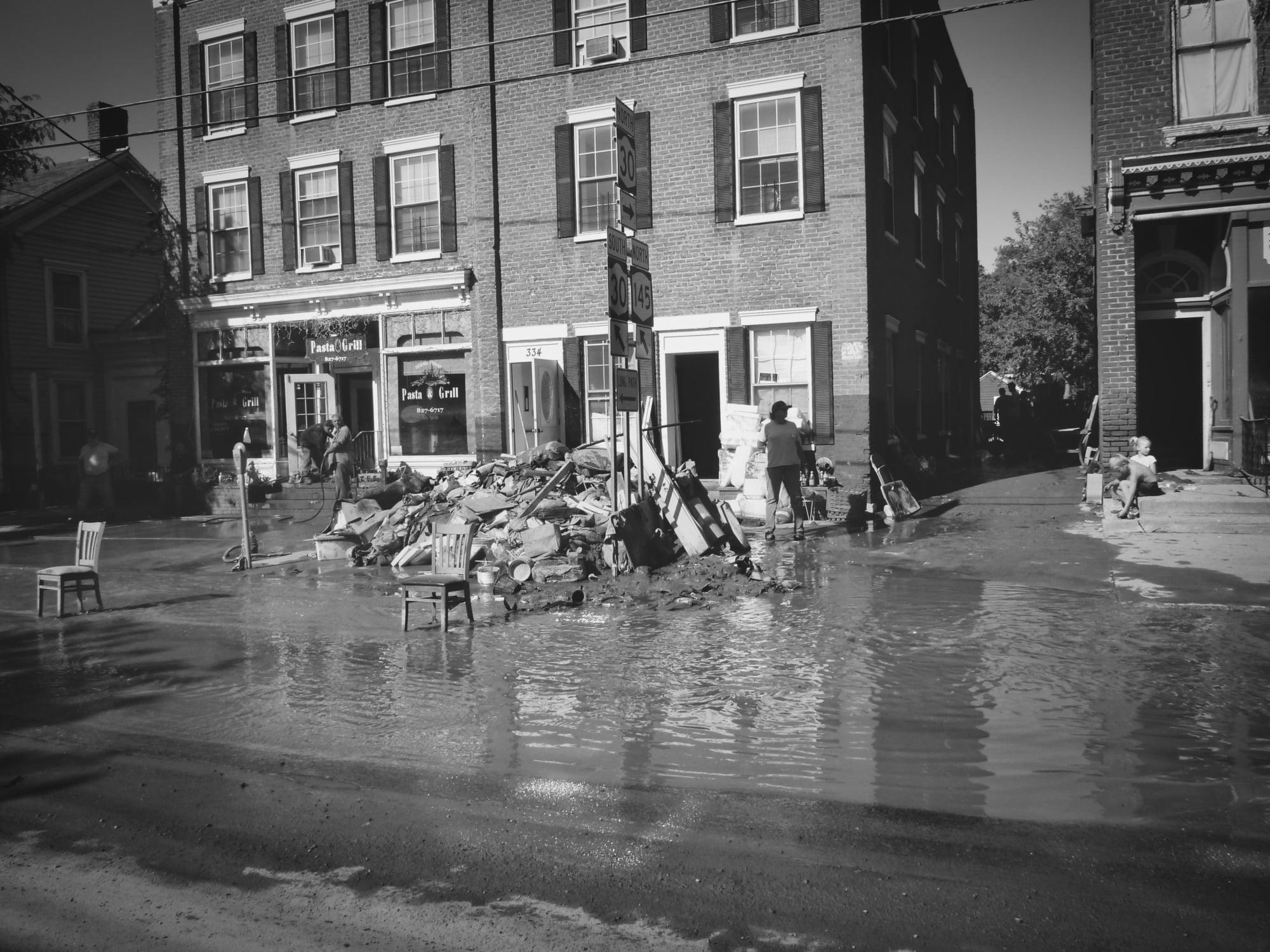 Flood On Main Street
