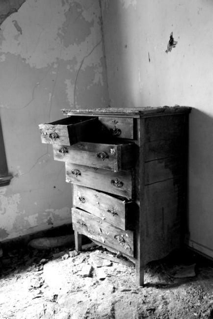 Forgotten Dresser