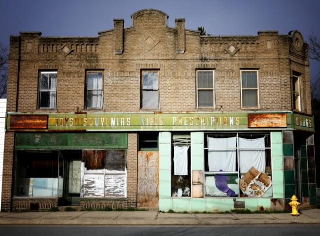Forgotten Pharmacy