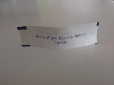 Fortune Cookie WIN