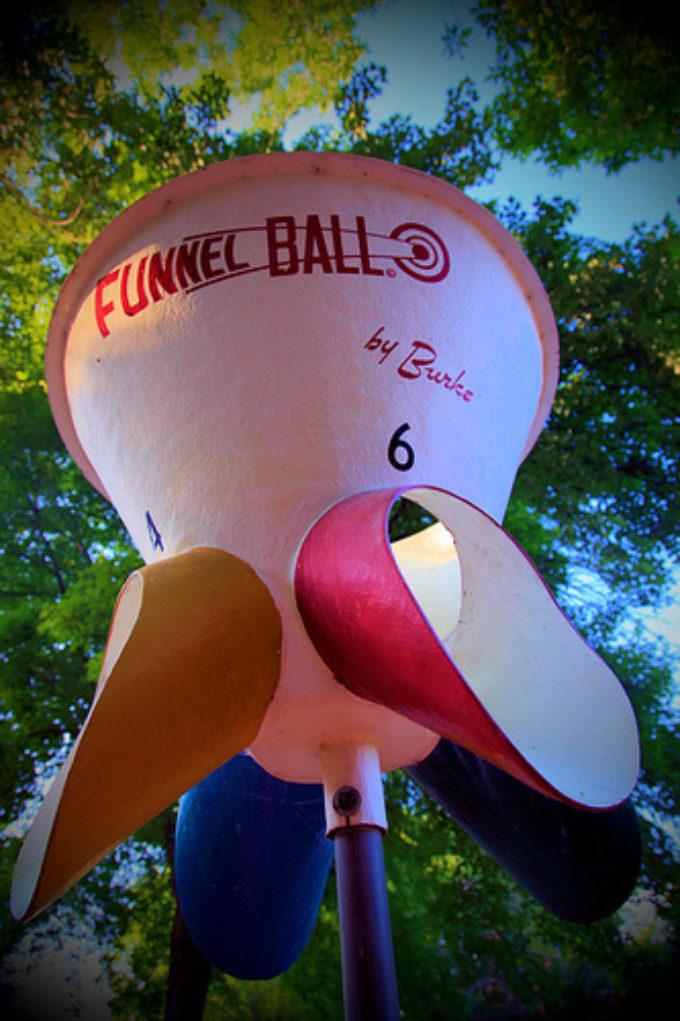 Funnel Ball