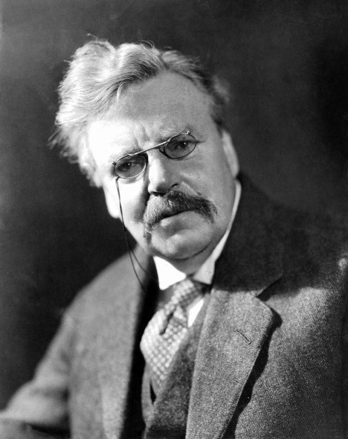 G.K. Chesterton Quote