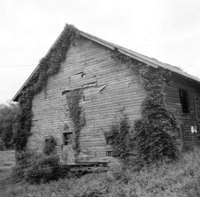 Ghost-Barn