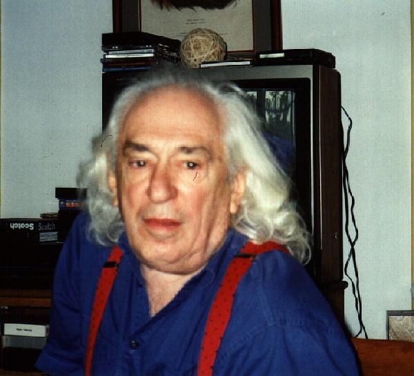 Harvey Slatin