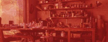 In The Artists Studio