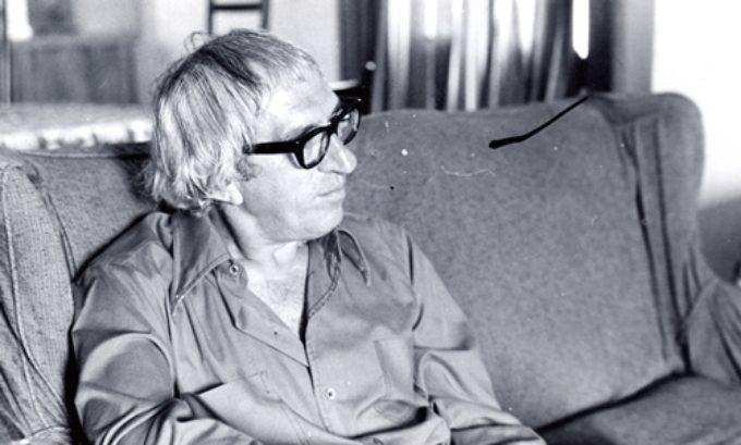 Vintage Photograph Of Harvey L. Slatin