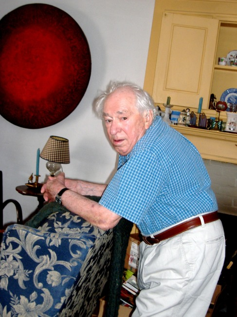 Harvey Slatin May 13, 2007