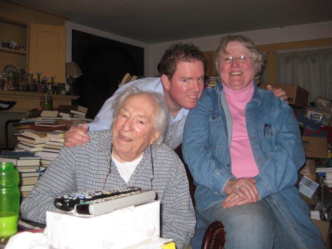 Snapshot Photo Of The Slatin Family