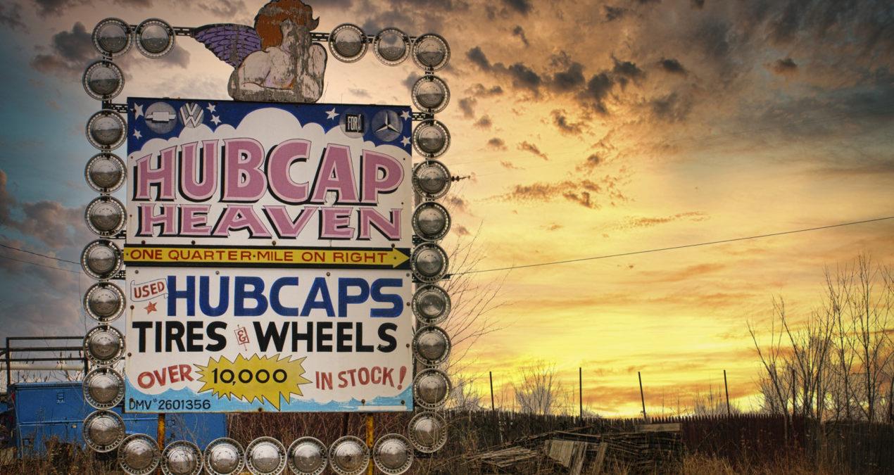 Hubcap Heaven