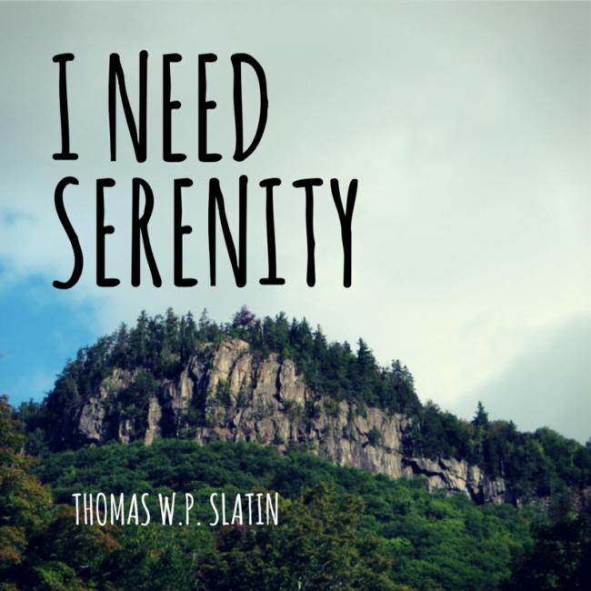 I Need Serenity