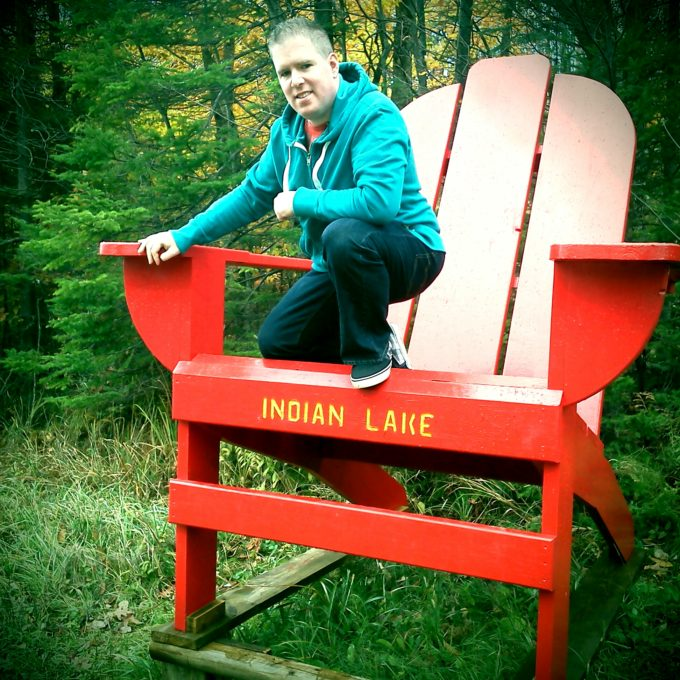 Indian Lake Chair