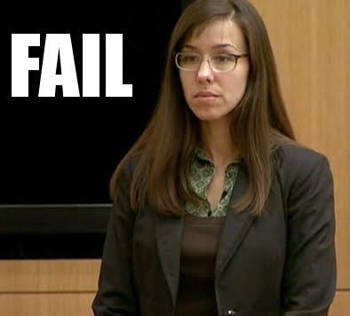 Jodi Arias FAIL
