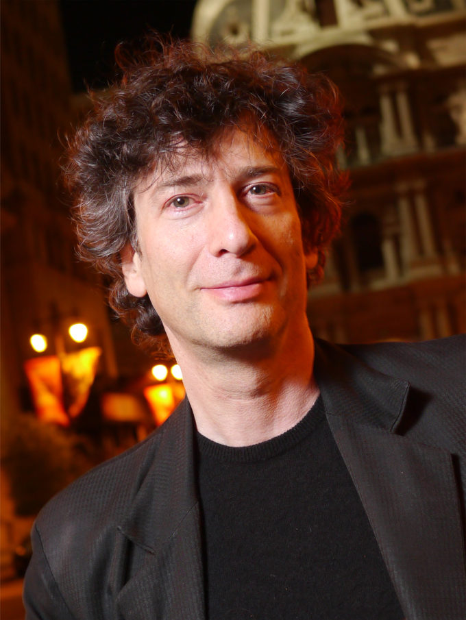 Neil Gaiman On Writing Tips