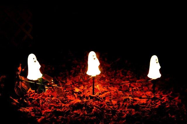 Light String Ghosts