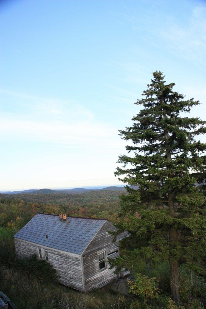 Little Mountain-Top Cabin