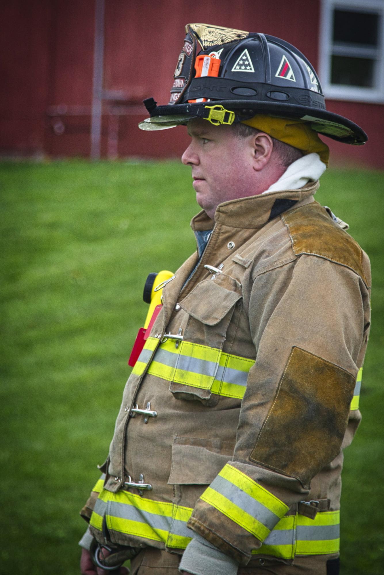 Middletown Springs Fire Department – Thomas Slatin