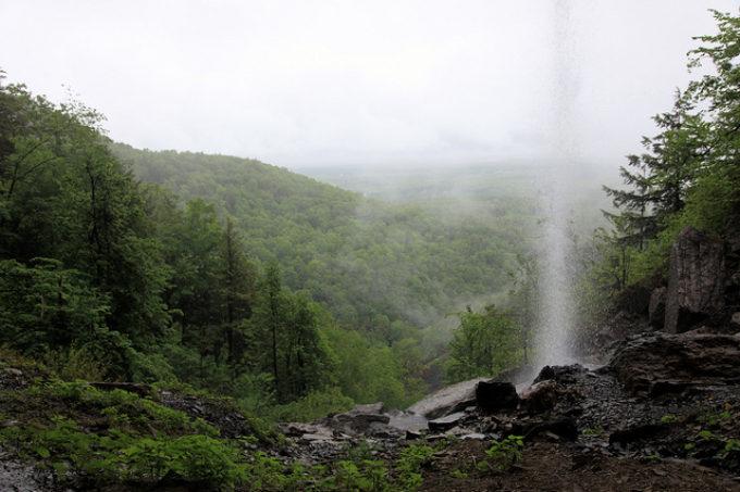 Minelot Falls