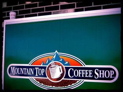 Mountain Top Coffee Shop