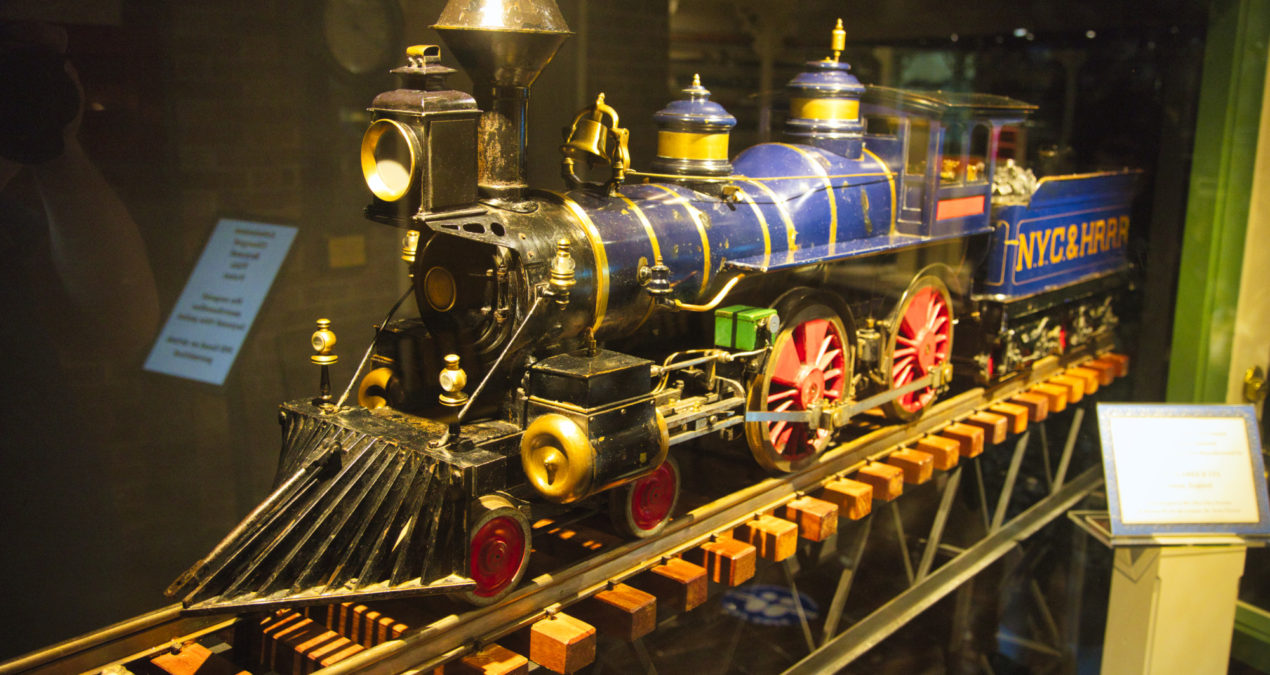 Visit To The National Toy Train Museum