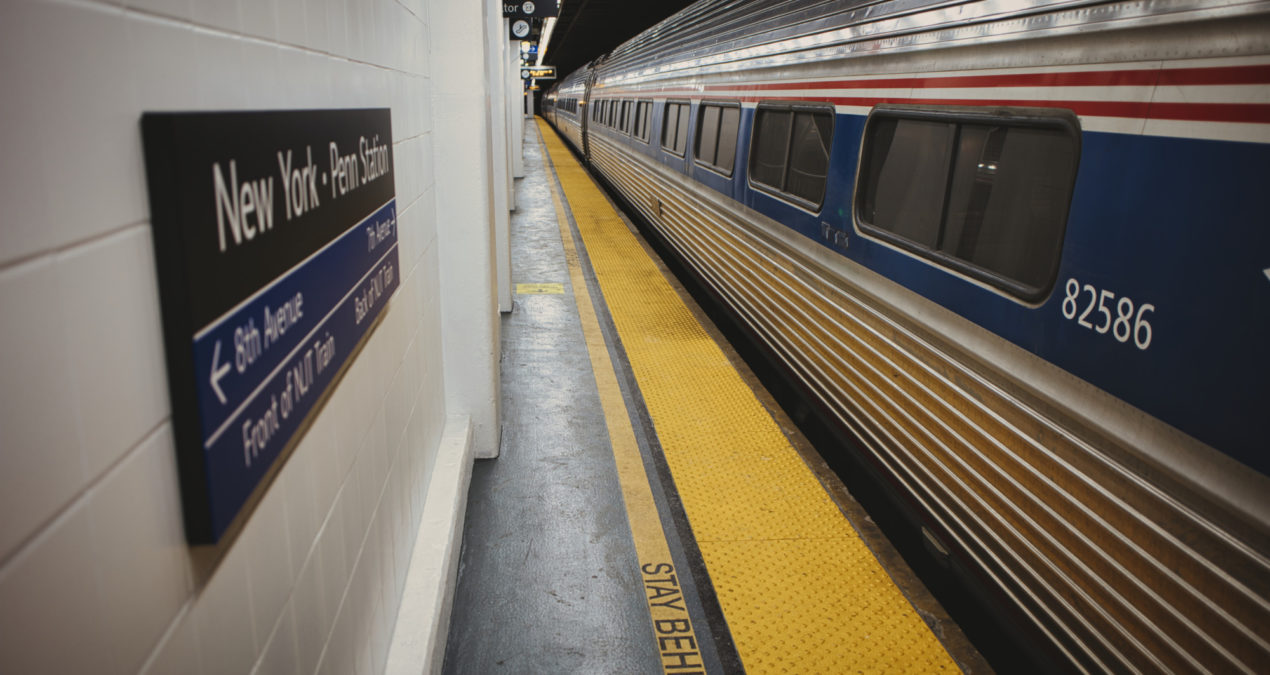 New York —  Penn Station