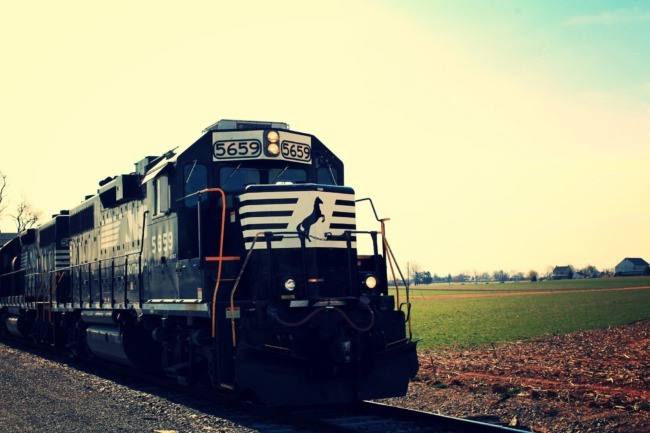 Norfolk Southern 5659 (Edit)