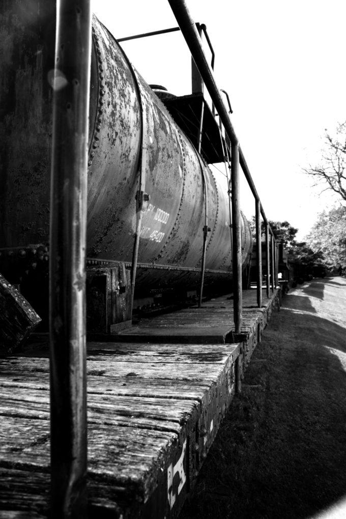 Old Train Cars Of Pennsylvania