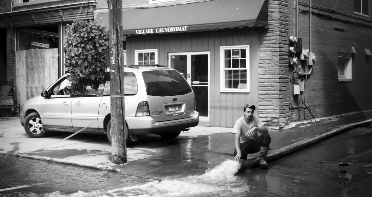 Recovery From Hurricane Irene