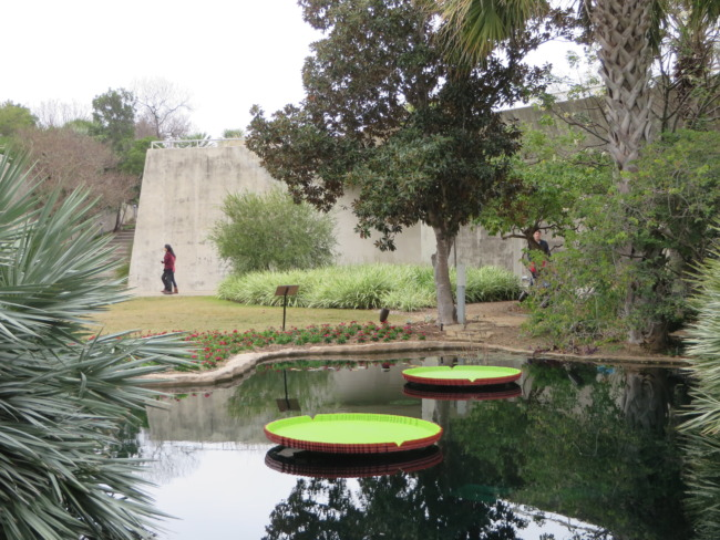 The San Antonio Botanical Garden