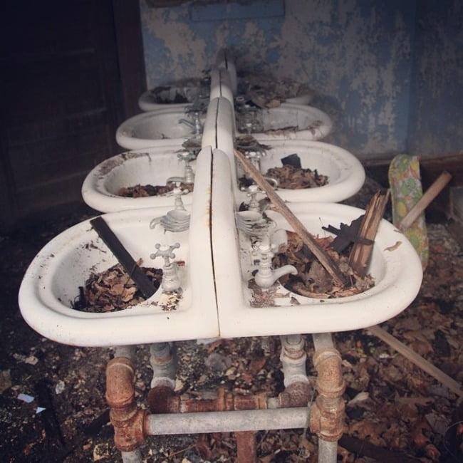 Sink Line-Up